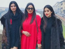 Sridevi Says Daughters Jhanvi And Khushi Are Her 'Top Priority'