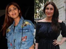 "Shilpa Shetty On Body-Shaming Of New Mothers: ""Can Empathise With Kareena Kapoor"""