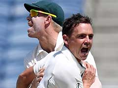 Australia's Steve O'Keefe Relieved After Match-Winning Performance vs India