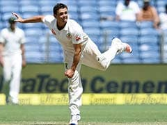 Steve O'Keefe's Half-Dozen Hits India For A Six