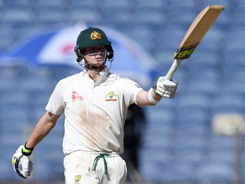 India vs Australia: Steve Smith Scores Fine Century To Put Visitors In Position Of Strength