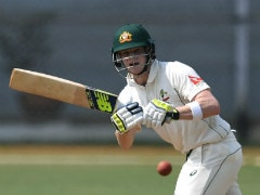 Steve Smith, Shaun Marsh Hit Tons to Dominate India 'A' On Day 1