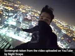YouTubers Climb 50-Floor London Skyscraper, Video Will Make You Giddy
