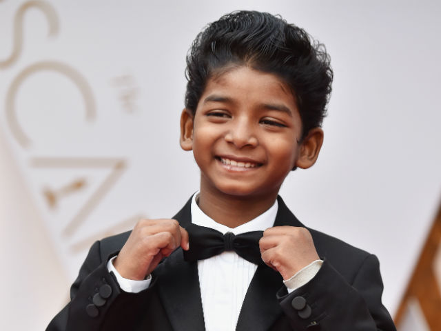 Oscars 2017: Viral - Sunny Pawar, 8, Had The Best Time At The 89th Academy Awards. He Was Even Simba Briefly