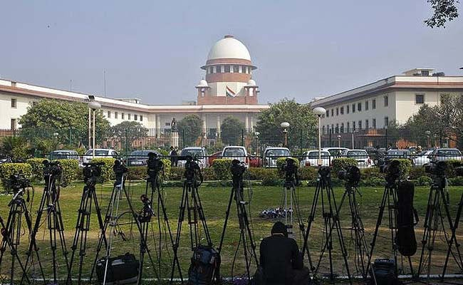 Supreme Court To Hear Plea On 'Bribes' Being Taken In Judges' Names Today