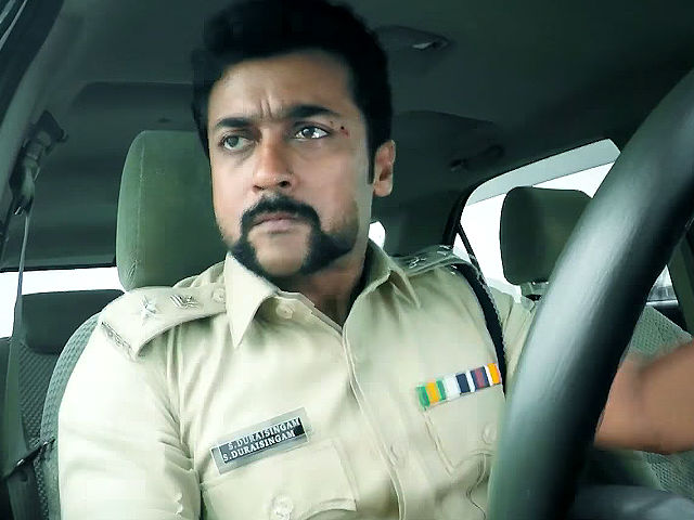 Suriya Is Back With Si3. Says,