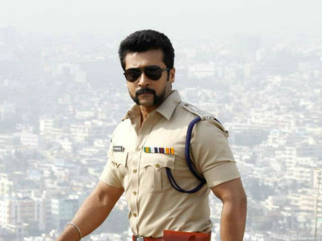 Suriya Says Singam Franchise A Milestone In His Career