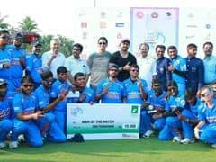 ब्लाइंड टी20 वर्ल्डकप में भारत बना चैंपियन, पाकिस्तान को 9 विकेट से हराया