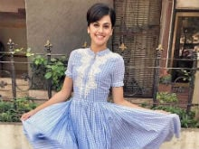 Taapsee Pannu: Important To Stay Connected To The Real World