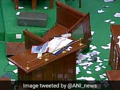 E Palaniswami Wins Tamil Nadu Floor Test Amid Chaos: 10 Facts