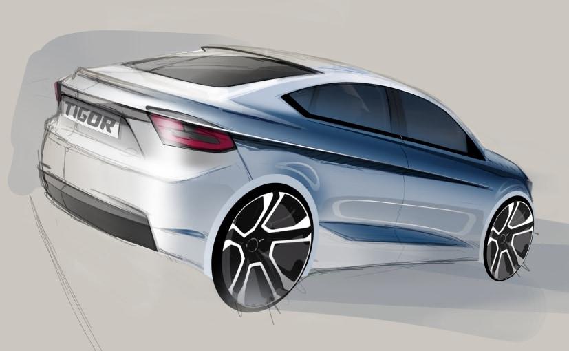 Tata Motors Christens Its New Subcompact Sedan Tata Tigor Ndtv