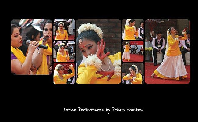 tihar inmate dance tinka