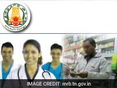 Tamil Nadu MRB Nurse Recruitment 2017: 2804 Vacancies, Know Details Here