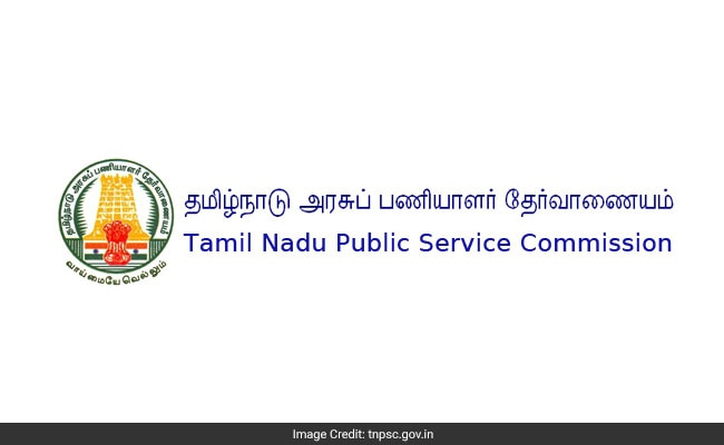 TNPSC To Recruit For Junior Inspector Under Tamil Nadu Co-operative Subordinate Service