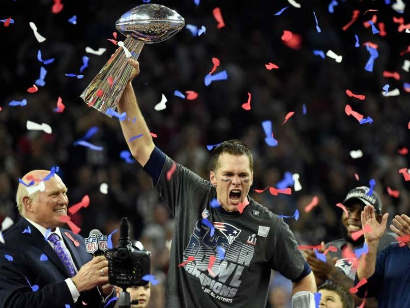 Tom Brady Inspires New England Patriots to Historic Super Bowl Win vs Atlanta Falcons