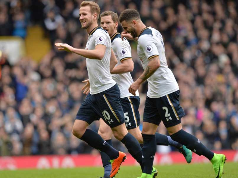 Tottenham Hotspur up to 2nd as Harry Kane Treble Crushes Stoke City