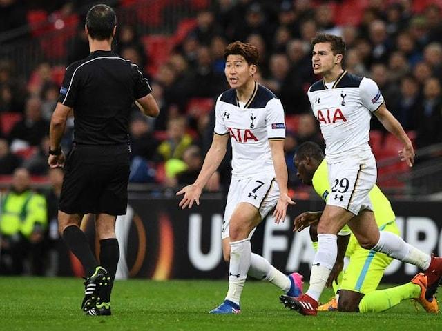 Europa League: Gent Foil Tottenham Hotspur, Lyon Cruise Into Last 16