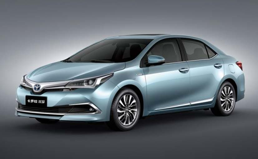 Exclusive Toyota Corolla Hybrid To Launch This Year