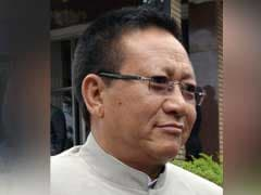 TR Zeliang Appointed Nagaland Chief Minister By Governor