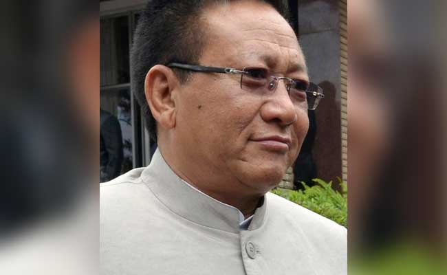 Nagaland Chief Minister TR Zeliang Expands Ministry, Inducts 10 Ministers