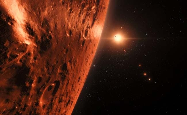 Here's What You Should Know About The Newfound TRAPPIST-1 Solar System