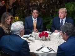 Security Experts Question Trump's Handling Of Mar-A-Lago Terrace As Situation Room