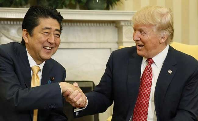 No Need For Shinzo Abe, Trump Is Already Nominated For Nobel Peace Prize