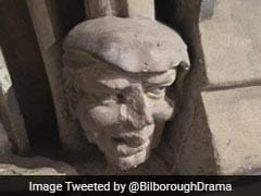 700-Year-Old Church Stone Carving In UK Resembles Donald Trump