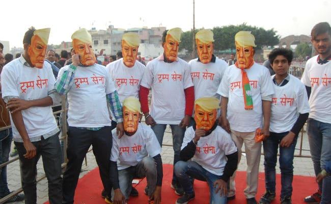 चुनावों में प्रचार के लिए भाजपा का सहारा बनेगी 'ट्रंप सेना'