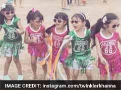 पापा अक्षय कुमार के लिए मार्शल आर्ट तो मम्मी ट्विंकल खन्ना के लिए डांस कर रही है नन्हीं नितारा, देखें वीडियो
