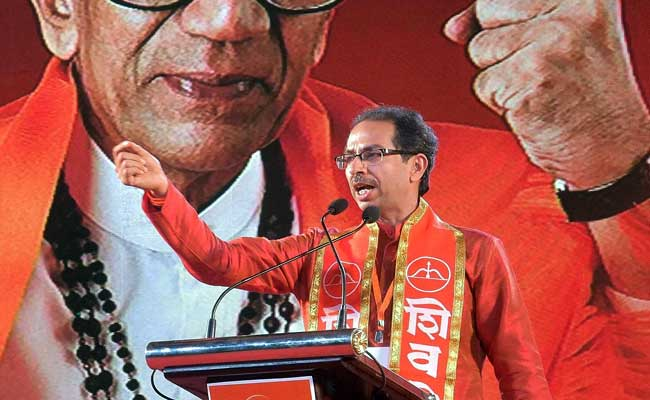 Don't Teach Us Patriotism: Uddhav Thackeray To BJP