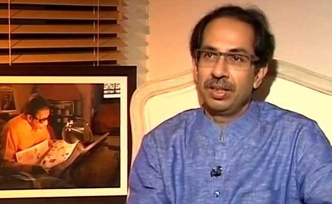 मुझे तो आगे मध्यावधि चुनाव दिखाई दे रहा है, शिवसेना प्रमुख उद्धव ठाकरे ने NDTV से कहा