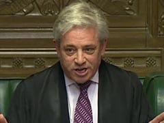 UK speaker John Bercow Criticised Over Donald Trump Parliament Tirade