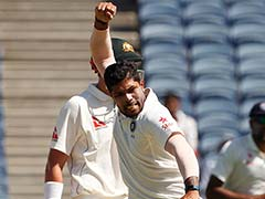Highlights, India vs Australia, 1st Test, Day 1, Pune: Umesh Yadav Stars As Hosts Dominate