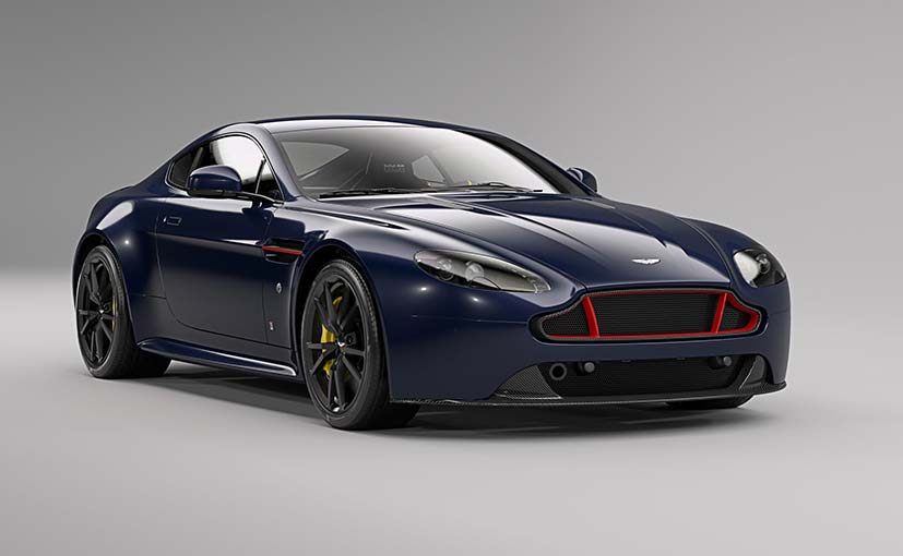 Aston Martin Vantage S Red Bull Racing Edition Front