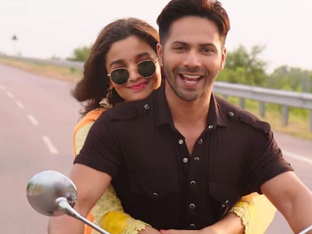 Badrinath Ki Dulhania Trailer: Varun Dhawan Wants To Be Alia Bhatt's Suitable Boy