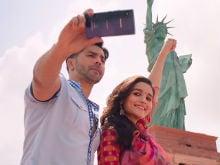 <i>Badrinath Ki Dulhania</i>: Varun Dhawan, Alia Bhatt's Film Trailer Is Viral, Twitter Has Meltdown