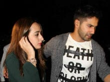 Varun Dhawan, Natasha Dalal Went To Shahid's Party Together. So, Is It Official Then?