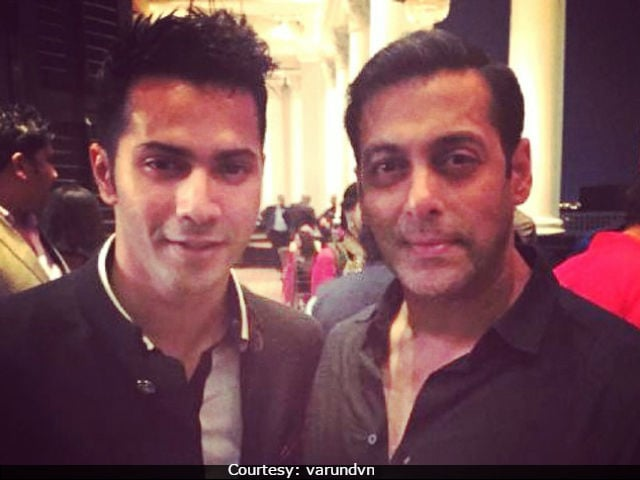 When Judwaa 2 Star Varun Dhawan Called Salman Khan 'Uncle'
