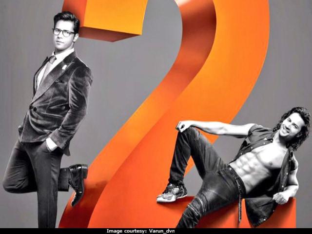Judwaa 2 First Look: Varun Dhawan's Version Of Salman Khan's Raja And Prem