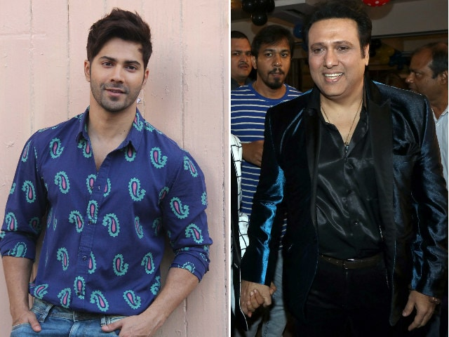 Varun Dhawan Refuses To Reveal 'True Feelings' About Govinda (But Says He's A 'Fanboy')
