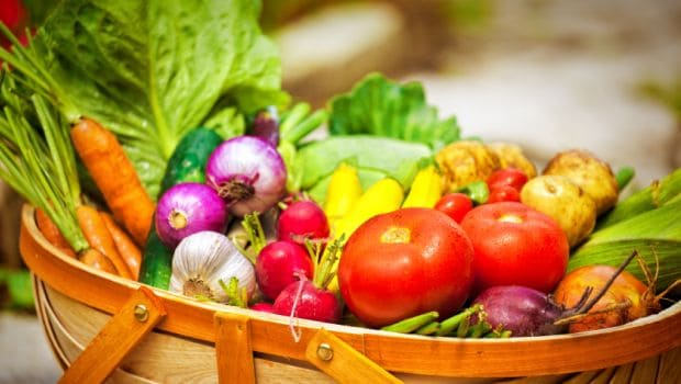 10 Portions of Fruits & Veggies Daily Can Help You Live Longer