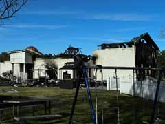 After Fire Destroys Texas Mosque, Thousands Chip In To Help Rebuild It