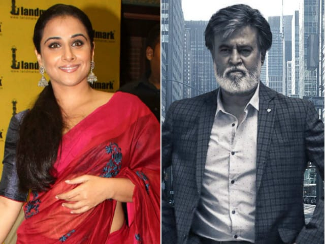 Vidya Balan To Star In Rajinikanth's Kabali Spin-Off?