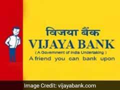 Vijaya Bank Announces Jobs For Class 10 Pass
