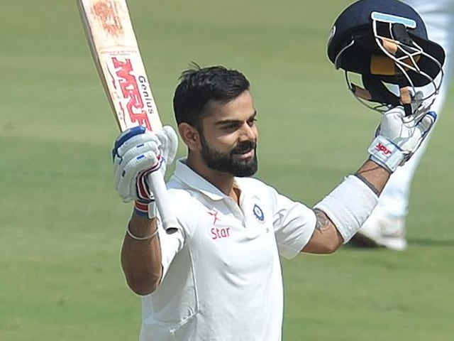 Virat Kohli Continues Record-Breaking Run As India Test Captain