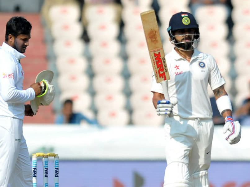 India vs Bangladesh: Virat Kohli Notches Up Landmark Century With Minimum Fuss