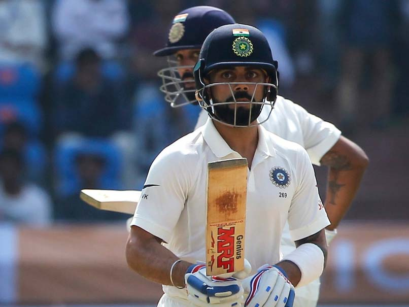 Highlights, India Vs Bangladesh Test, Day 1: Virat Kohli, Murali Vijay Dent Bangladesh, Hosts 356/3 At Stumps