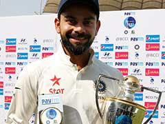 Virat Kohli To Receive Polly Umrigar Award, R Ashwin to Get Dilip Sardesai Award