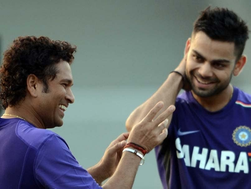 Will Take One Hell Of An Effort To Surpass Sachin Tendulkar: Virat Kohli